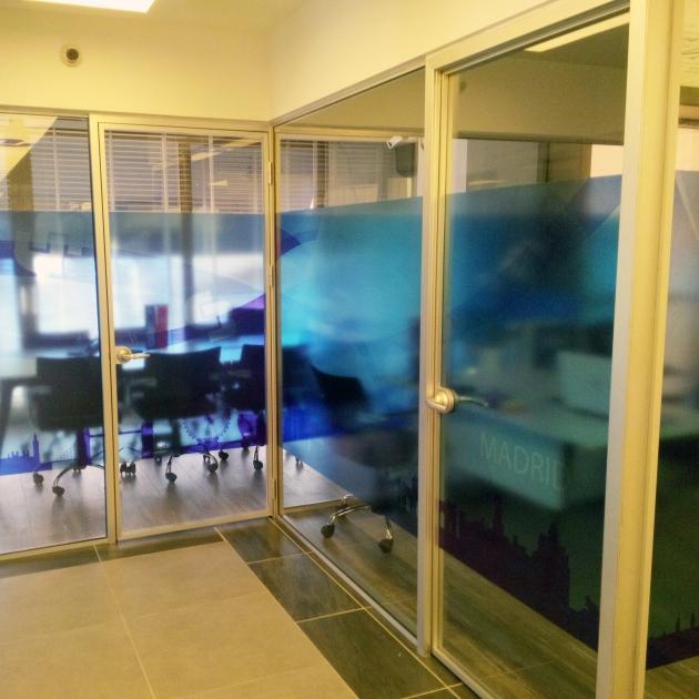 Orion Yeşilköy CB Ofis İçi Dijital Baskı