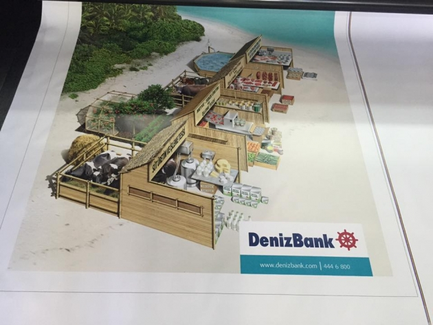 Denizbank ATM Görselleri
