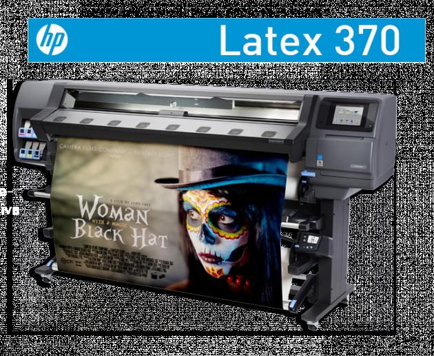 Hp Latex 370 iç mekan dijital baskı makinesi parkurumuzda yerini aldı. - (14/03/2014)
