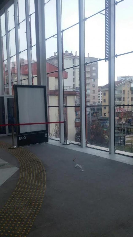 Ankara Yenimahalle Megalight, CLP ve ışıklı pano uygulaması - (14/03/2014)