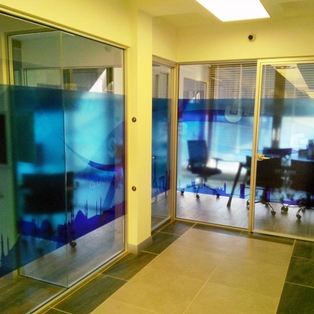 Orion Yeşilköy CB Ofis İçi Dijital Baskı - (14/03/2014)